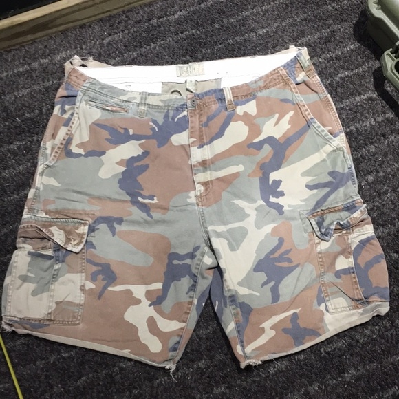 American Eagle Outfitters Other - American Eagle Camo Shorts